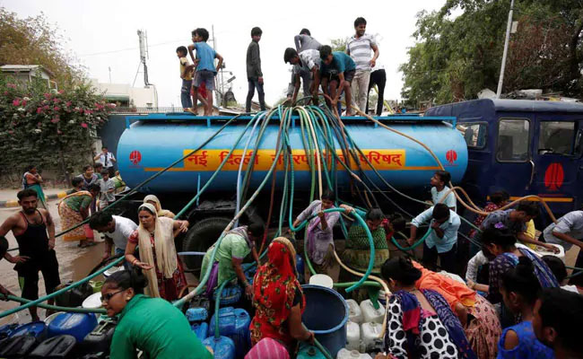 83 Per Cent Households In Delhi Have Access To Piped Water: Economic survey
