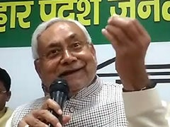 With Light In Bihar, Lantern's Useless: Nitish Kumar's Dig At Lalu Yadav