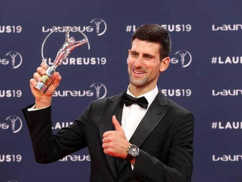 Novak Djokovic And Simone Biles Win Laureus Sports People Of Year Awards
