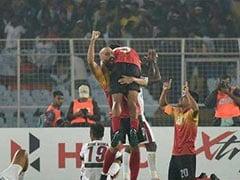 FOOTBALL: ईस्ट बंगाल ने दिया रियल कश्मीर की उम्मीदों को जोर का झटका