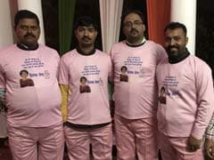 "Congress's ""Priyanka Sena"" In All-Pink Uniform Has A Mission Too"