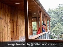 14 February पर कुमार विश्वास हुए शायराना, ट्विटर पर #Valentines डे की लिख डाली शानदार शायरी
