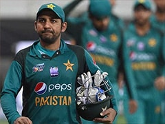Sarfraz Ahmed Picked As Pakistan