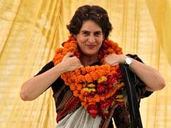 "General Election 2019: Priyanka Gandhi From Varanasi? ""50:50 Chances,"" Say Congress Sources"