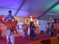 प्रयागराज के कुंभ में झारखंड का पैवेलियन बना आकर्षण का केंद्र