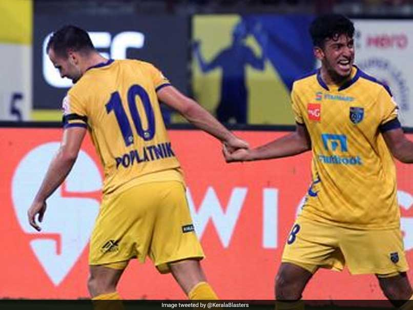 ISL: Kerala Blasters End Win Drought, Beat Chennaiyin FC 3-0