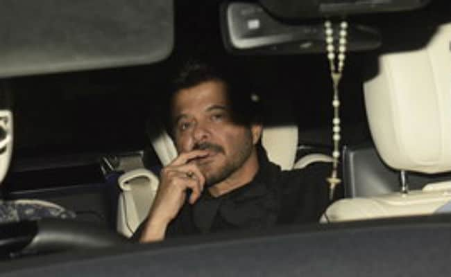 Anil Kapoor, Sanjay Khan And Other Stars Watch Zoya Akhtar's Gully Boy. See Pics