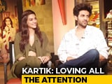 Video : Not Dating Ananya Panday: Kartik Aaryan