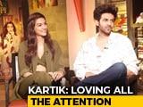 Video : Not Dating Ananya Panday: Kartik Aaryan