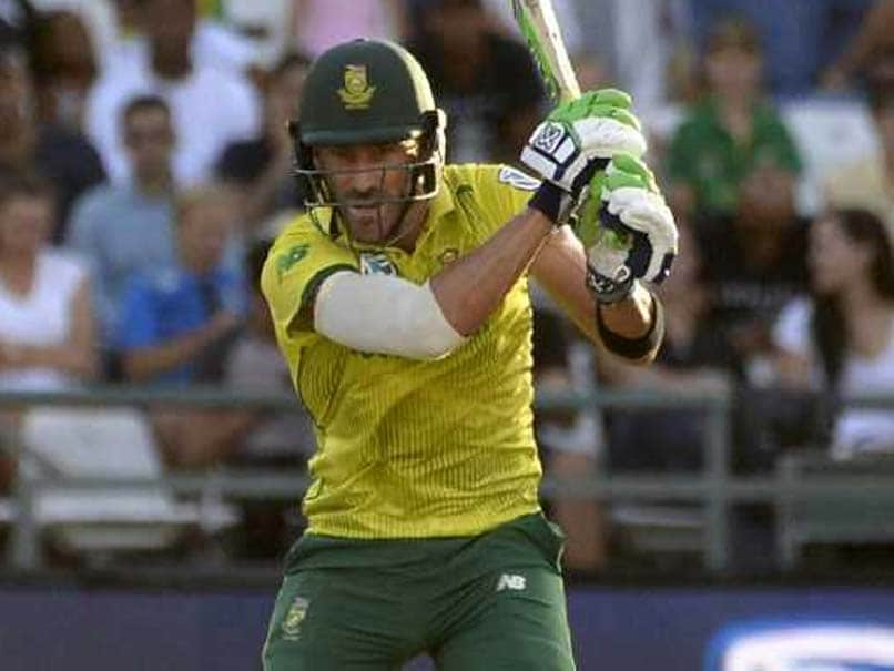South Africa end Pakistan's record run of T20 series wins