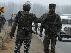 Pak-Based Jaish Terrorist Involved In Pulwama Attack Arrested: Official