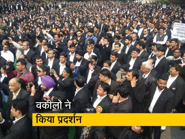 Videos : वकीलों के काम की स्थितियां सही नहीं