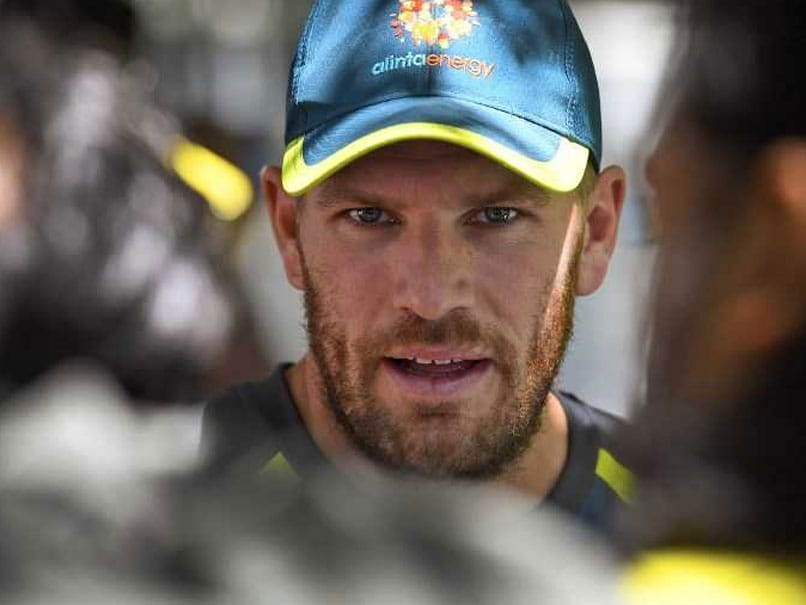 "India vs Australia: Confident Aaron Finch Has A ""Real Clear Game Plan"" To Tackle India"
