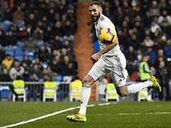 La Liga: Karim Benzema On Target Again As Real Madrid Close Gap At The Top