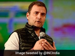 Firing a fresh salvo at the Prime Minister Narendra Modi, Congress president Rahul Gandhi on Saturday alleged that the government