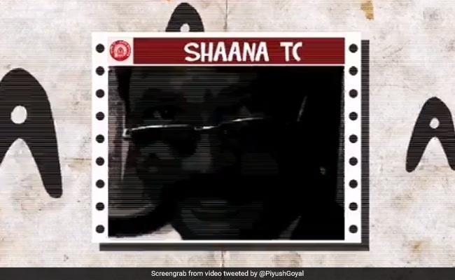 'Tera Time Aayega': Piyush Goyal's Filmy Warning To Ticketless Travellers