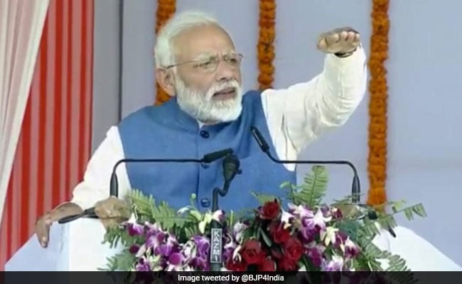 'Identify Those Who Create Caste Discrimination': PM Modi In Varanasi