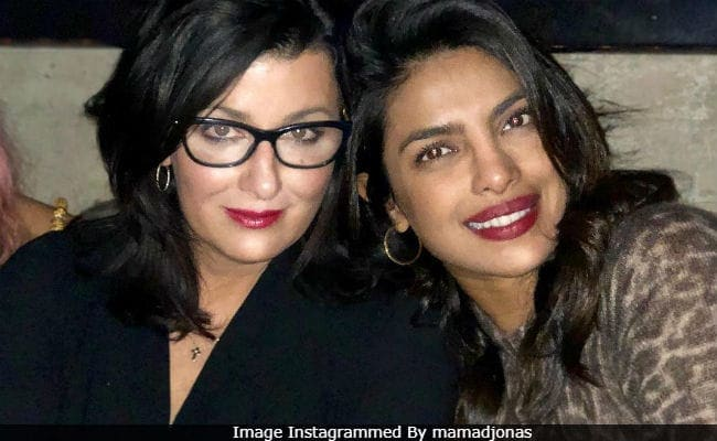 On Priyanka Chopra's Instagram Pic, Nick Jonas' Mom Denise Drops The Sweetest Comment