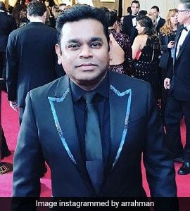 Hindi Language Row: Music Composer AR Rahman Tweets