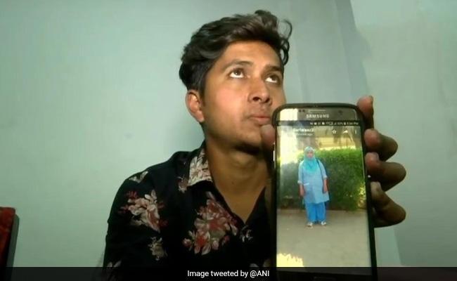 Man Seeks Sushma Swaraj's Help To Rescue Mother Trafficked To Kuwait