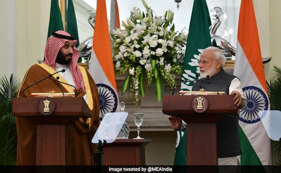 'Terrorism Common Concern,' Says Saudi Crown Prince In India: 10 Points