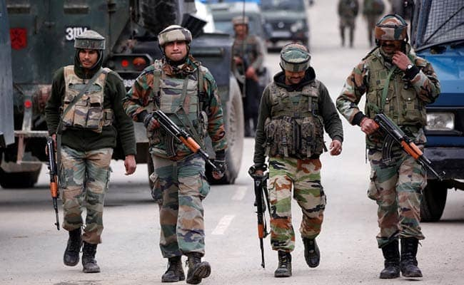 Suspicious Movement Detected In J&K's Uri, Search Operation Launched