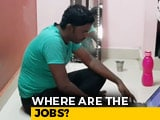 Video : Why This Chennai Engineering Grad Says He's Applying For A Sweeper's Job