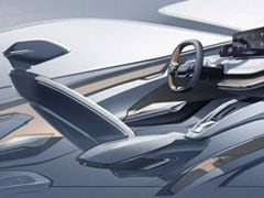 Skoda Reveals Cabin Sketches Of The Vision iV Concept