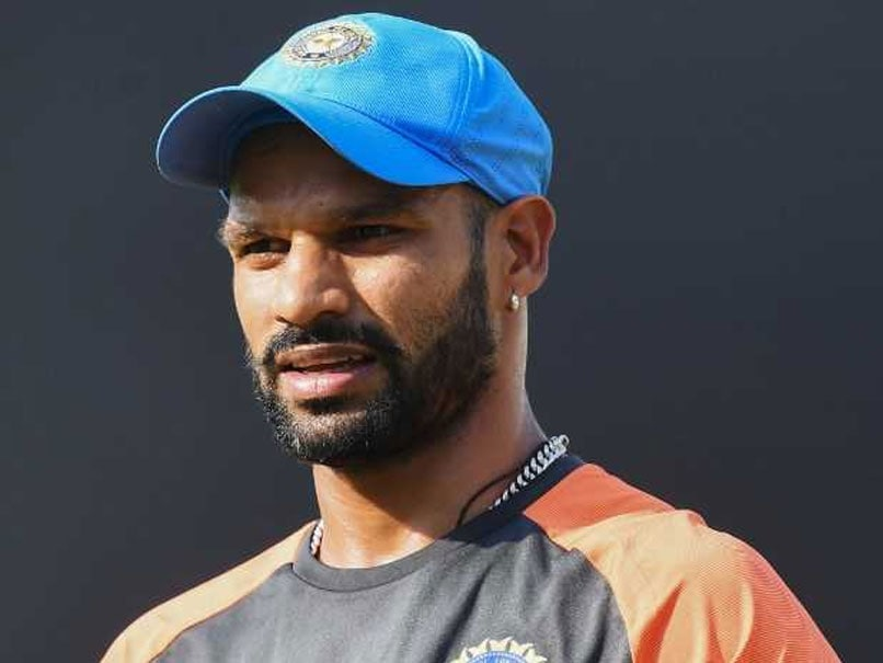 Shikhar Dhawan To Donate Money To Families Of Soldiers Killed In Pulwama