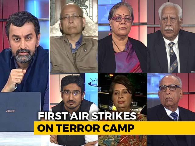 Video : India Strikes Jaish Terror Camp: The Balakot Paradigm