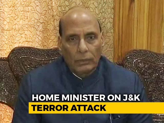 Video : Restrictions In Civilian Movement During Big Ops, Says Rajnath Singh