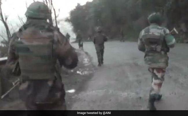 Pakistan Violates Ceasefire Along Line Of Control In Jammu And Kashmir
