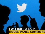 Video : Twitter CEO, Top Officials Said to Decline Appearing Before Parliamentary Panel