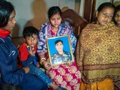 Soldier Killed In Pulwama Terror Attack Was Awaiting Baby's Birth