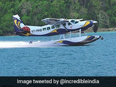 SpiceJet to Start Daily Seaplane Flights To Statue of Unity At Rs1,500