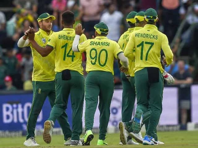 Babar Azams 90 In Vain As South Africa End Pakistans T20I Series Winning Streak