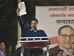 """Ready To Face Death"": Arvind Kejriwal To Fast For Delhi Statehood"
