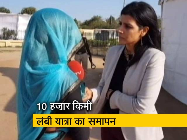 Videos : यौन हिंसा की शिकार महिलाओं की गरिमा यात्रा