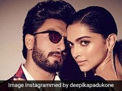 'Uff': Deepika Padukone, Ranveer Singh's Priceless Pic Sends Internet Into Meltdown