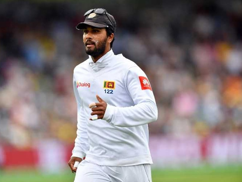 Sri Lanka sacks skipper Chandimal after Test debacles