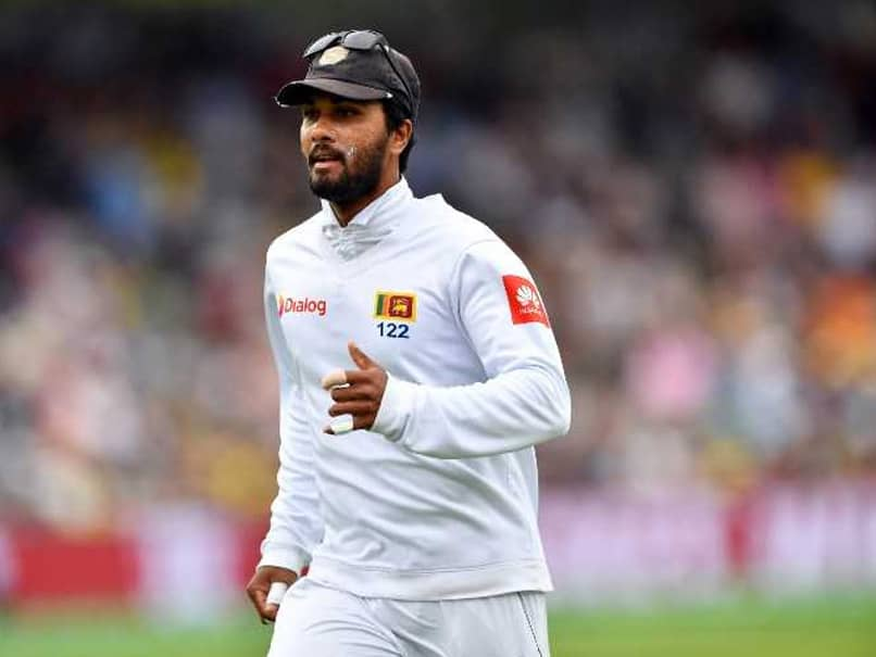 Dinesh Chandimal Sacked As Captain, Dropped From Sri Lanka Test Squad For Series vs South Africa