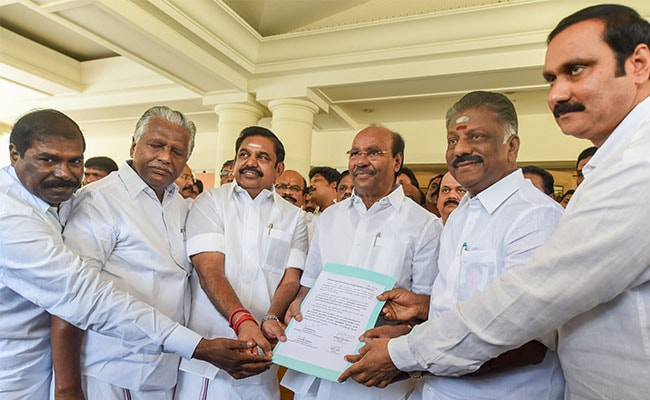 "Image result for ""Will Sweep Elections"": BJP, AIADMK Join Hands For Lok Sabha Polls"