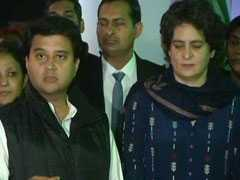For Priyanka Gandhi's Second 15-Hour Workday, Workers Get Food From Home