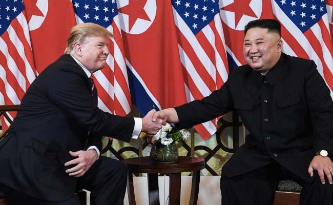 Kim Jong Un Receives 'Excellent' Letter From Donald Trump