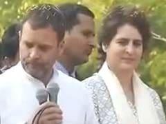 किसान आंदोलन: केंद्र पर बरसे राहुल गांधी और प्रियंका वाड्रा, ट्वीट में लिखा-सरकार की क्रूरता...