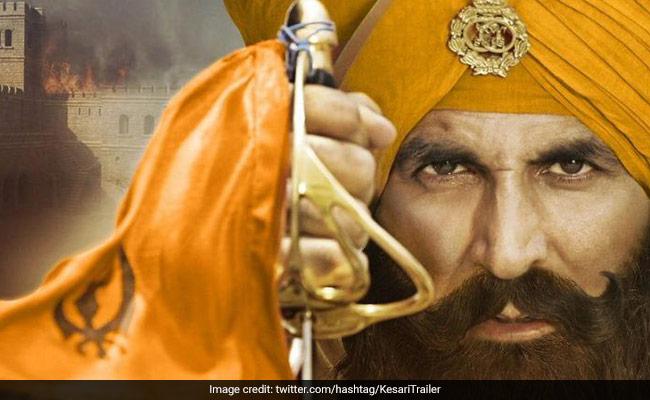 Kesari Box Office Collection Day 3: अक्षय कुमार की फिल्म 'केसरी' की धाकड़ कमाई, तीन दिन में कमा लिए इतने करोड़