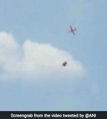Video: 2 Air Force Aircraft Collide, Plunge Into Bengaluru Neighbourhood