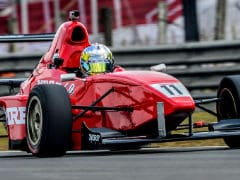 Shahan Ali Mohsin Becomes The Youngest Driver To Start In The MRF F1600 Championship
