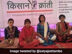 3 Women On Hunger Strike To Press For Farmers' Demands In Maharashtra