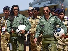 PV Sindhu Flies In Made-In-India Tejas Fighter Jet At Bengaluru Air Show